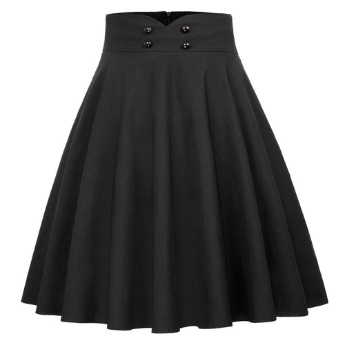 Ruth Skirt in Black Or Navy