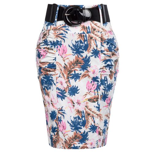Vavavoom Skirt in Hawaiian Tropics