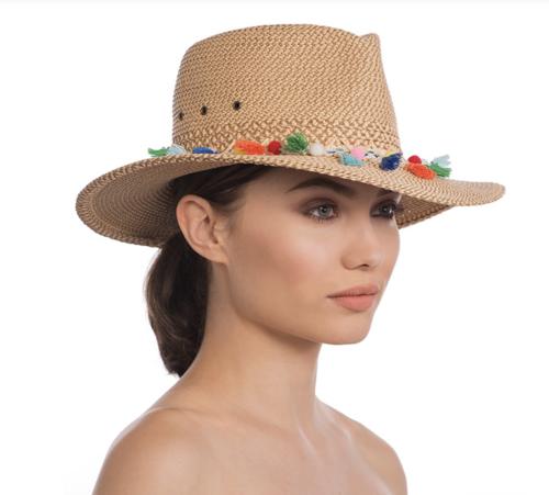 9bec5cdcca4 Eric Javits Bahia Hat