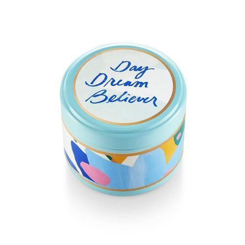 Sugar Blossom Mini Tin Candle