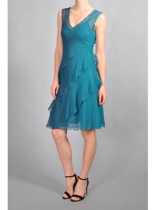 Short Tiered Dress