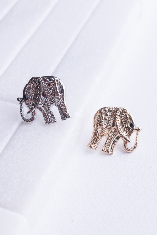 Elephant Large Stud