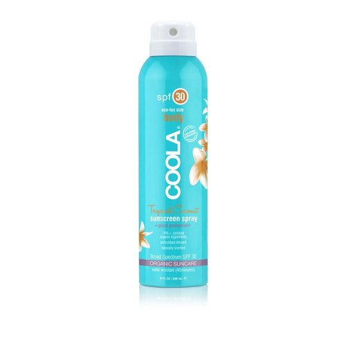 8oz. Tropical Coconut SPF 30 Spray