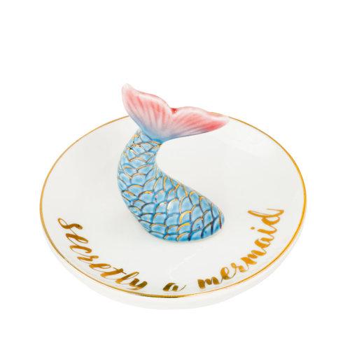 Seacretly A Mermaid Ring Dish