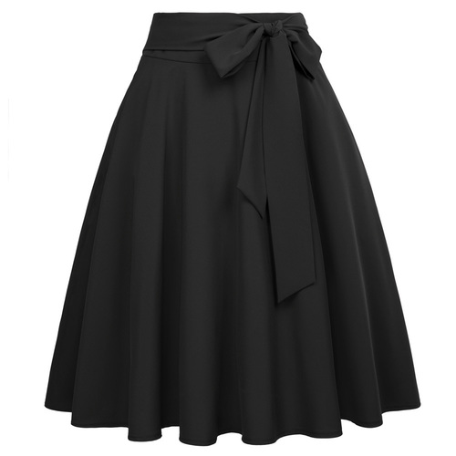 Lou skirt in Black or Berry