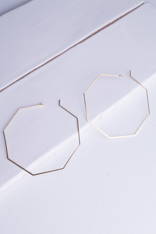 Hexagon Hoop