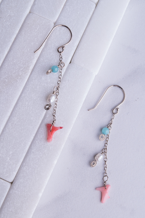 Coral Cove Dainty Drop SS