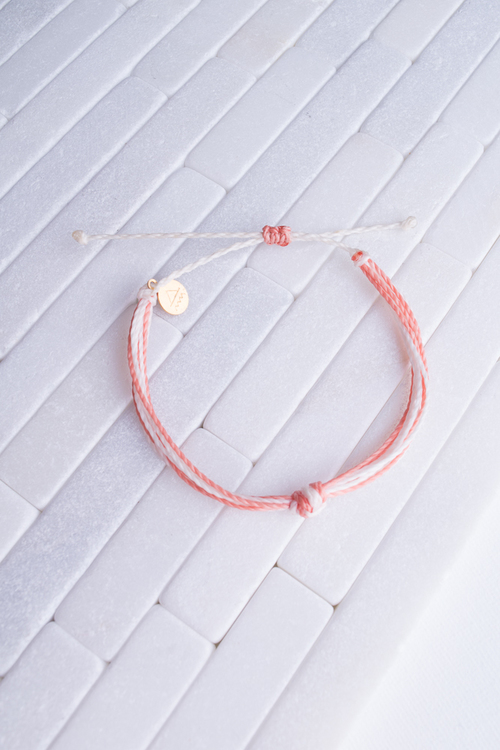 0f79a144b36 Coral & White Women's Carlos Bracelet | Ish Boutique | Ish Boutique,  Webstore | Shop In Store Or Buy Online