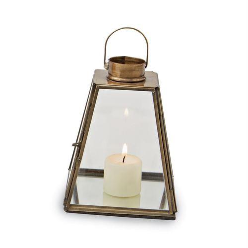Gold Mini Lantern