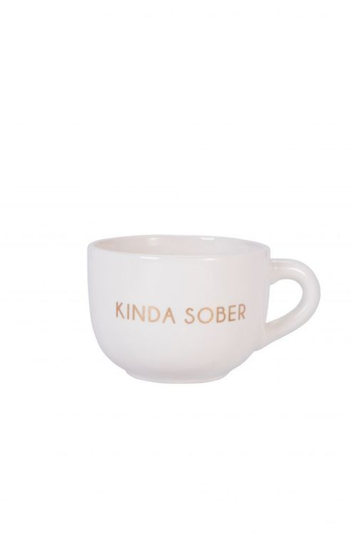 Kinda Sober Mug