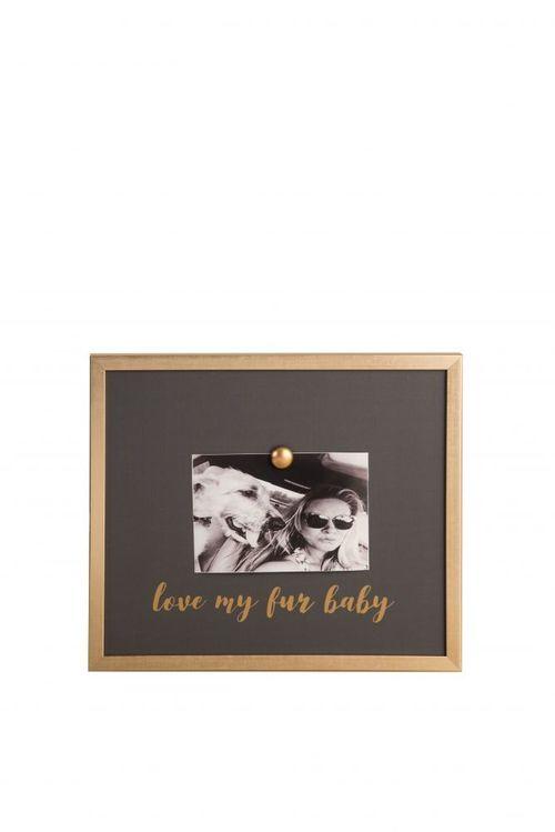 Fur Baby Magnet Frame
