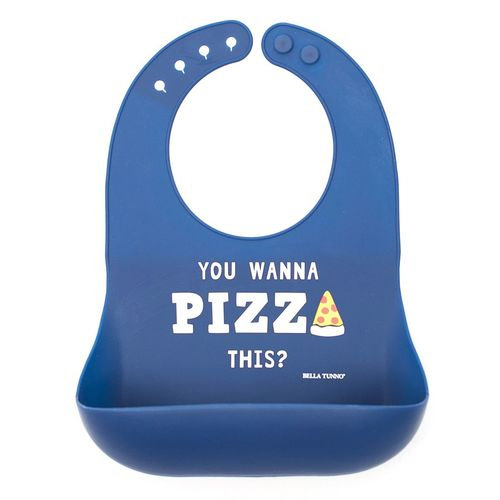 Pizza This Wonder Bib