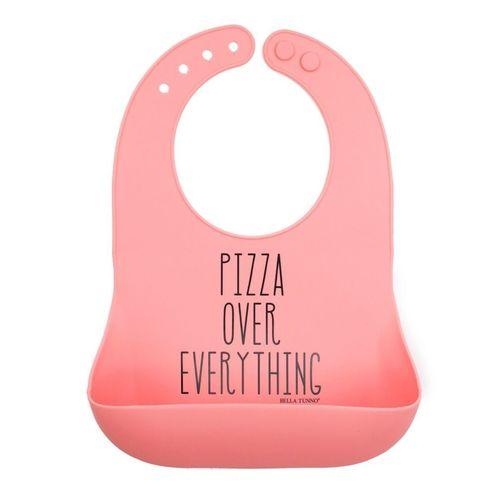 Pizza Over Everything Wonder Bib