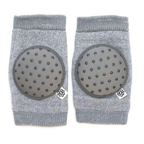 Heathered Grey Happy Knees