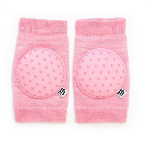 Heathered Pink Happy Knees