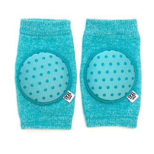 Heathered Turquoise Happy Knees