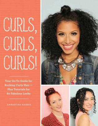 Curls Curls Curls Book