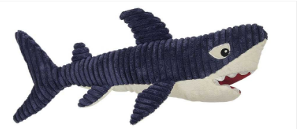 Bruce The Shark Med. Plush Toy