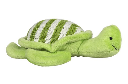 Turtle Knit Rattle