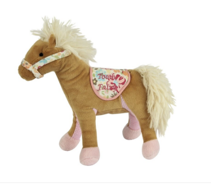 Nellie The Horse Tooth Fairy Pillow