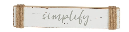 Simplify Small Sentiment Stick