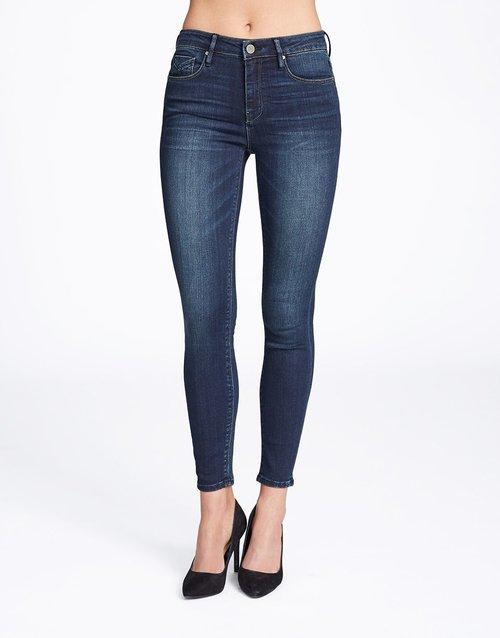 Darkstar Kora Mid Rise Skinny Jean
