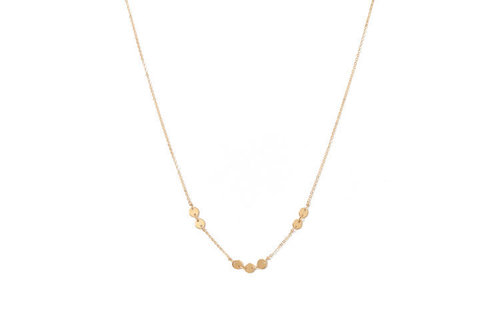 Migos Necklace - 14K Gold Filled