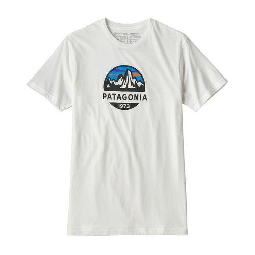Patagonia M Fitz Roy Scope Organic T-Shirt White