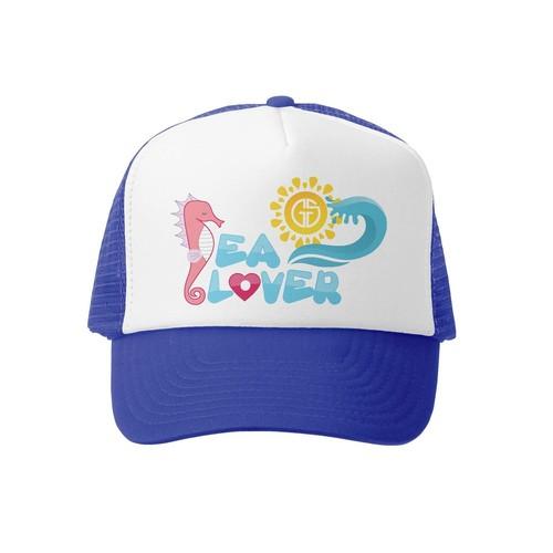 Sea Lover Trucker Hat