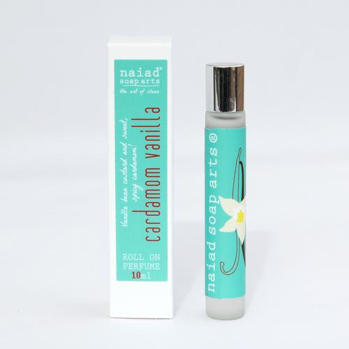 Cardamom Vanilla Roll- on Perfume