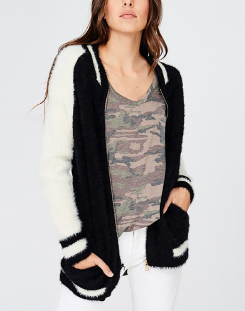 Extra Soft Zip Up Jacket