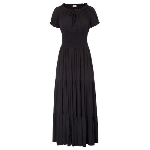 Claire Maxi (Black or White)