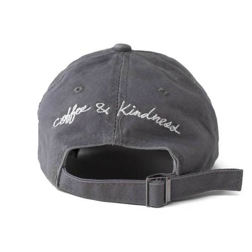 Coffee & Kindness Baseball Hat