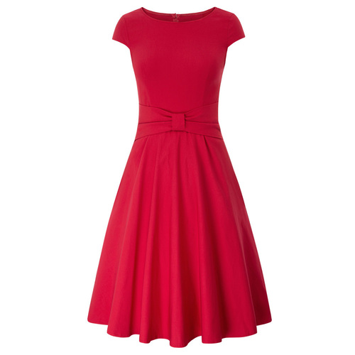 Brook Dress (Red or Black)