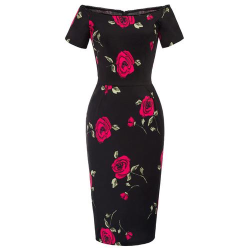 Jeanie Wiggle dress (2 print options)