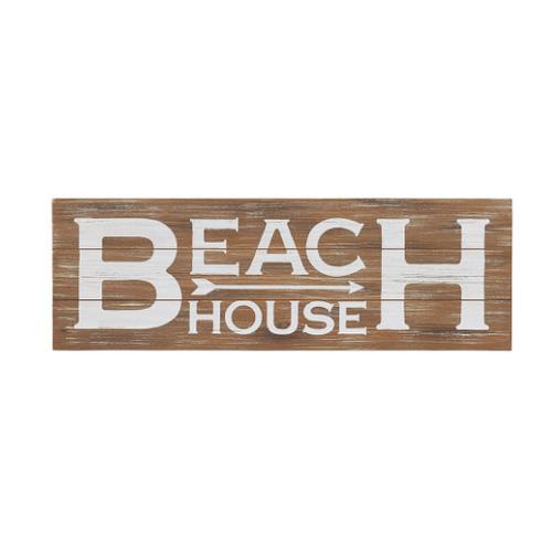 Beach House Pallet Sign