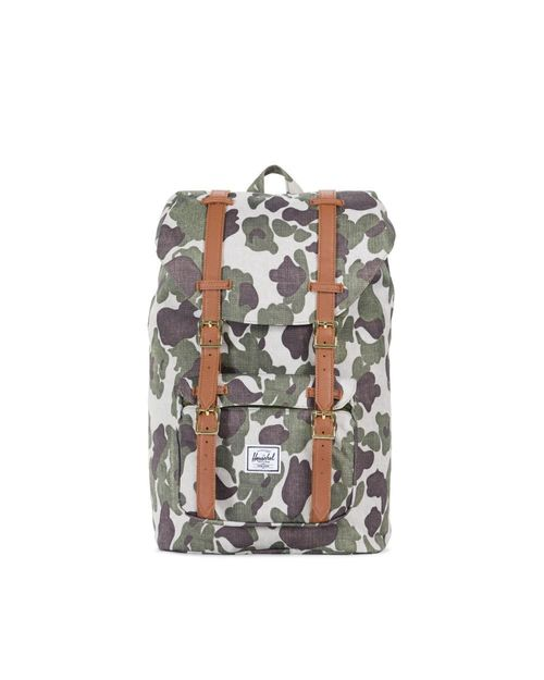 Herschel Little American Men 600D Poly Frog Camo