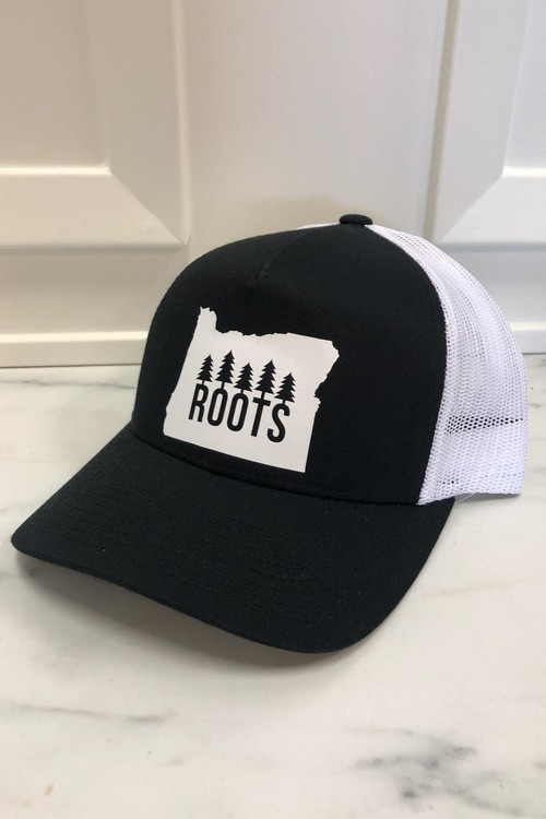 OR Roots Trucker Hat