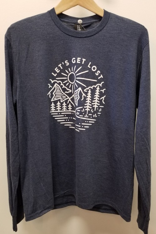 Let's Get Lost Long Sleeve