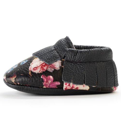 Wildflower Genuine Leather Baby Moccasin