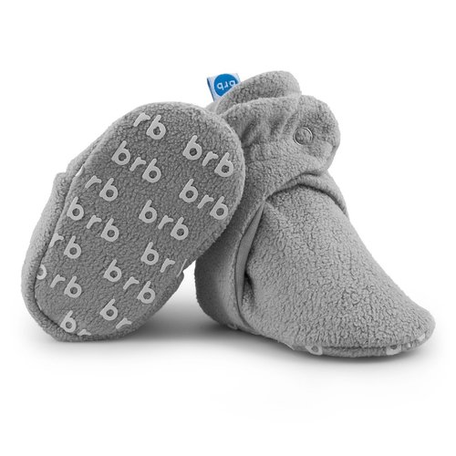 Koala Fleece Baby Bootie