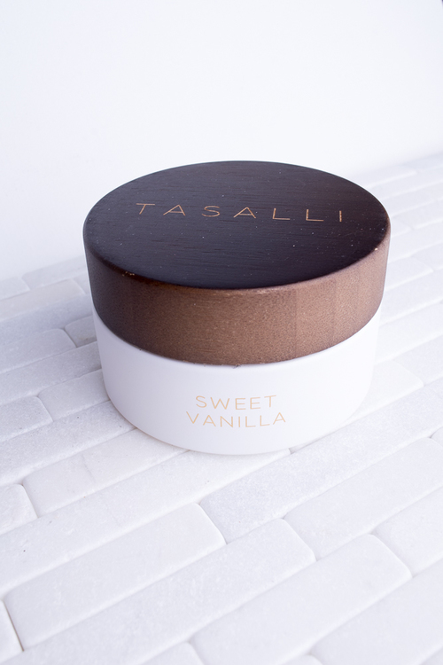 Tasalli Vanilla Whipped Body Butter