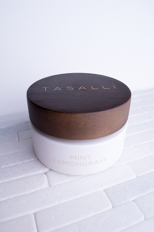 Tasalli Lemongrass Whipped Body Butter
