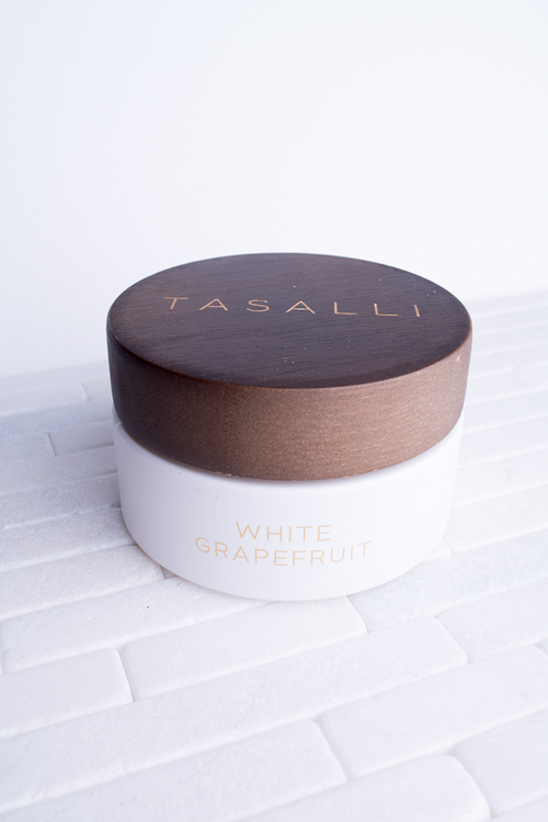 Tasalli Grapefruit Whipped Body Butter