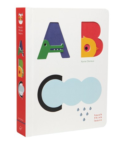 ABC Touch Think Learn Book
