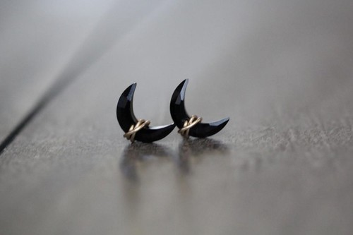 Moonbeam Studs Eclipse