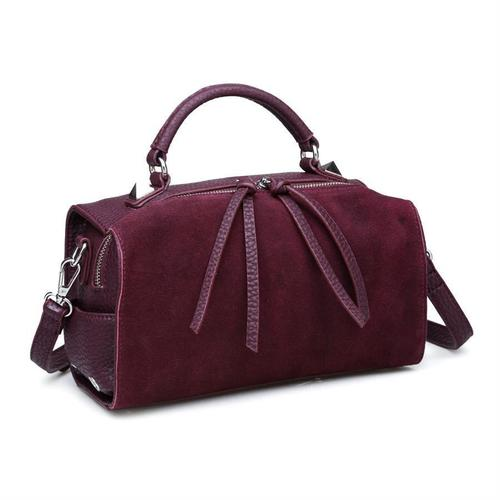 Hudson Rectangle Cross Body Burgundy