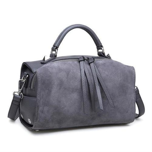 Hudson Rectangle Cross Body Charcoal