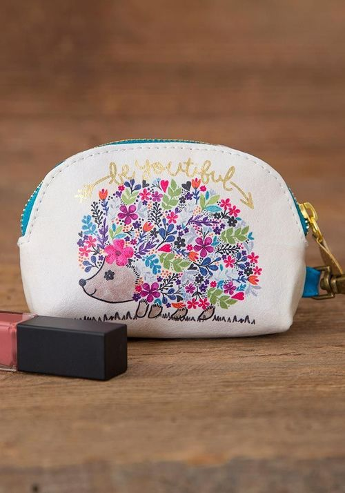Be Youthful Hedgehog Mini Pouch