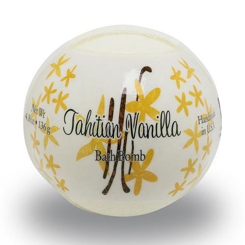 Tahitian Vanilla Bath Bomb